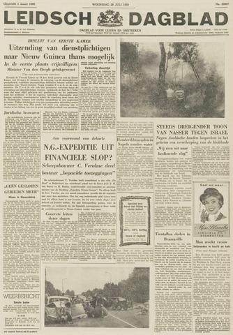 Leidsch Dagblad 1959-07-29