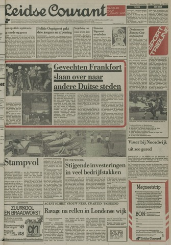 Leidse Courant 1985-09-30