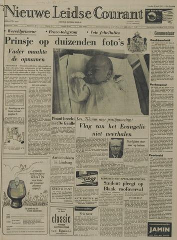 Nieuwe Leidsche Courant 1967-04-29