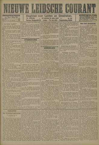 Nieuwe Leidsche Courant 1923-07-30
