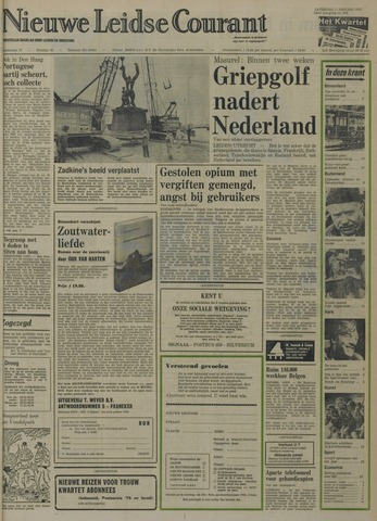 Nieuwe Leidsche Courant 1975-01-11