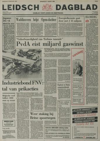 Leidsch Dagblad 1982-02-09