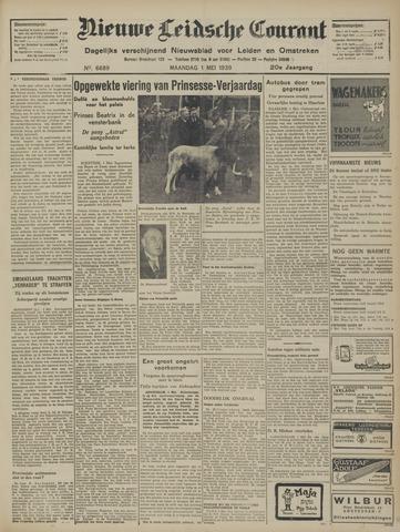 Nieuwe Leidsche Courant 1939-05-01