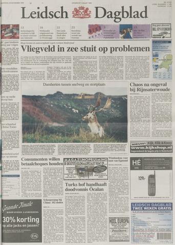Leidsch Dagblad 1999-11-25