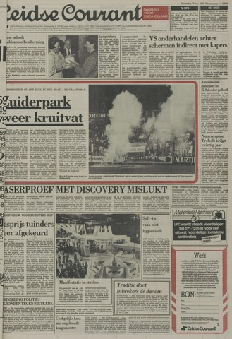 Leidse Courant 1985-06-20