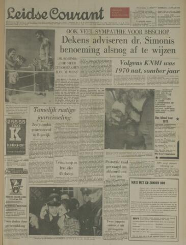 Leidse Courant 1971-01-02