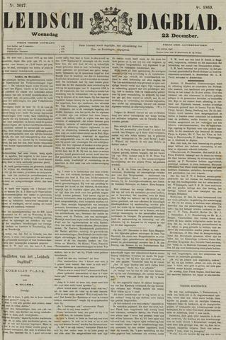 Leidsch Dagblad 1869-12-22