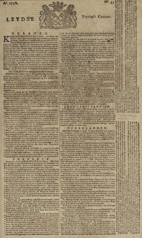 Leydse Courant 1758-04-14