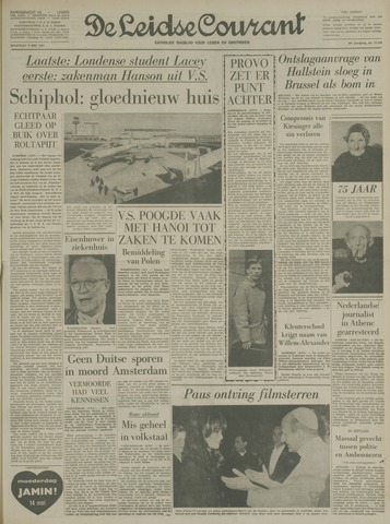 Leidse Courant 1967-05-08
