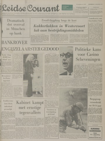 Leidse Courant 1971-08-05