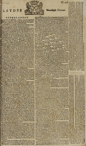 Leydse Courant 1751-10-25