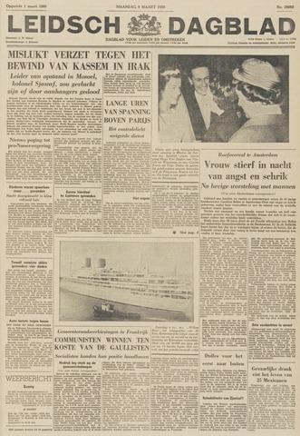 Leidsch Dagblad 1959-03-09