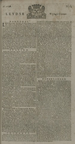 Leydse Courant 1736-05-25