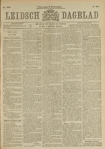 Leidsch Dagblad 1904-02-08