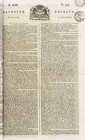 Leydse Courant 1843-09-20