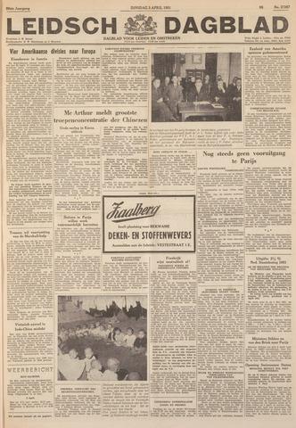 Leidsch Dagblad 1951-04-03