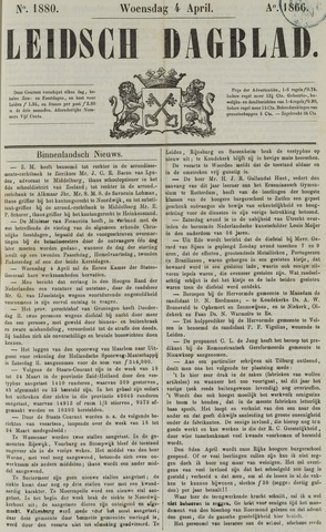 Leidsch Dagblad 1866-04-04