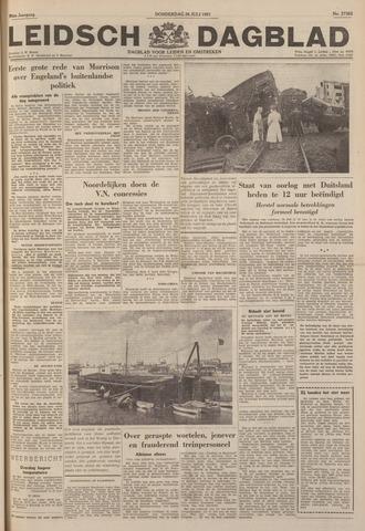 Leidsch Dagblad 1951-07-26