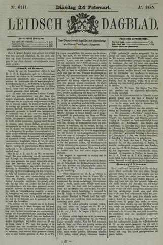 Leidsch Dagblad 1880-02-24