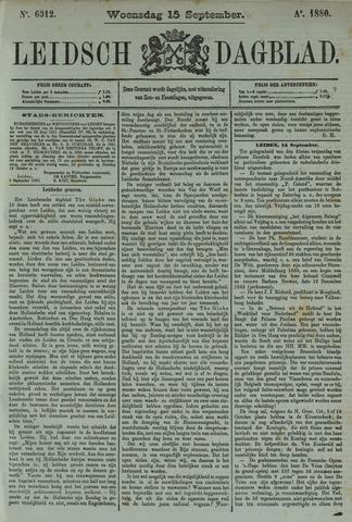 Leidsch Dagblad 1880-09-15