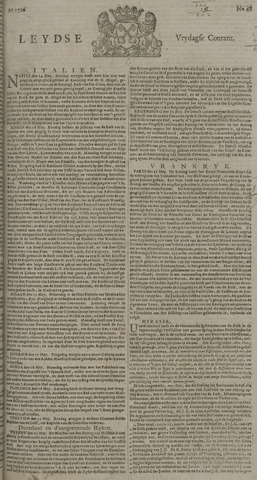 Leydse Courant 1726-06-07