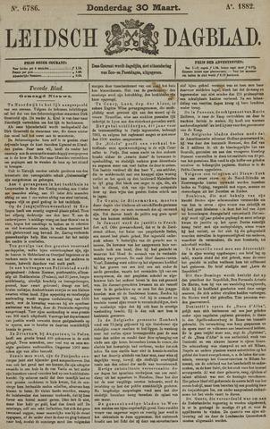 Leidsch Dagblad 1882-03-30