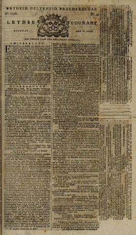 Leydse Courant 1796-04-18