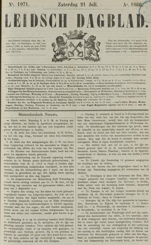 Leidsch Dagblad 1866-07-21