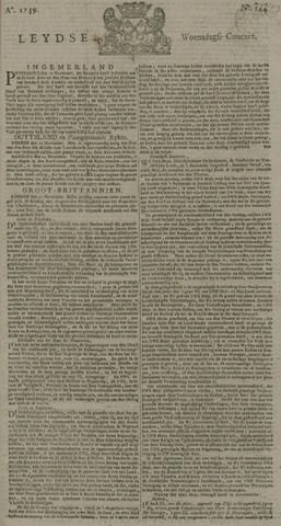 Leydse Courant 1739-12-02