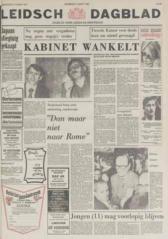 Leidsch Dagblad 1977-03-17