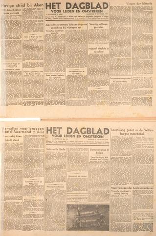 Dagblad voor Leiden en Omstreken 1944-11-20