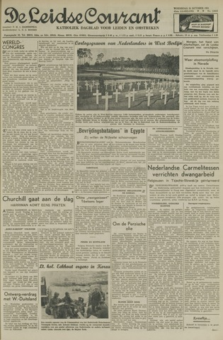 Leidse Courant 1951-10-31