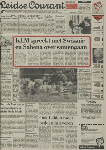 Leidse Courant 1988-02-05