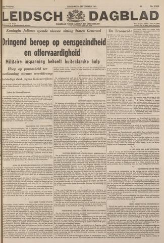 Leidsch Dagblad 1951-09-18