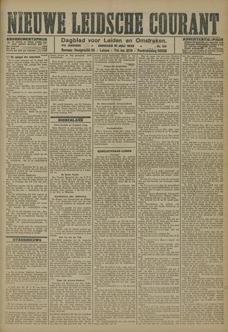 Nieuwe Leidsche Courant 1923-07-31