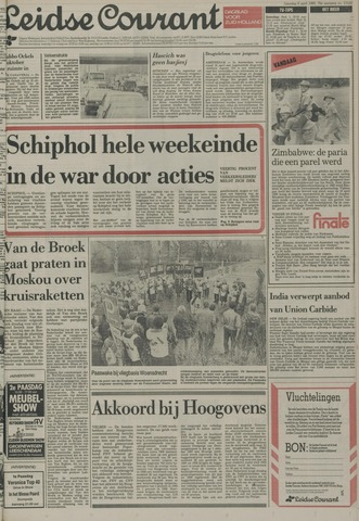 Leidse Courant 1985-04-06