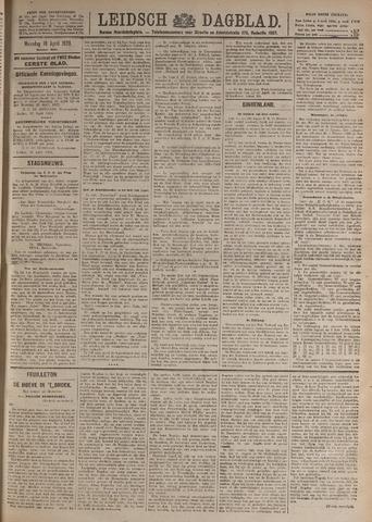 Leidsch Dagblad 1920-04-19