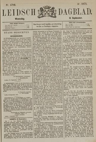 Leidsch Dagblad 1875-09-15