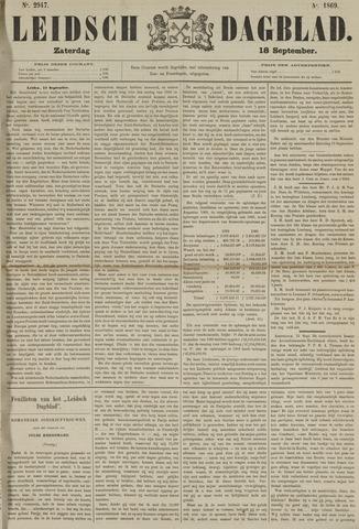 Leidsch Dagblad 1869-09-18