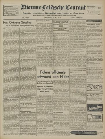 Nieuwe Leidsche Courant 1939-05-06