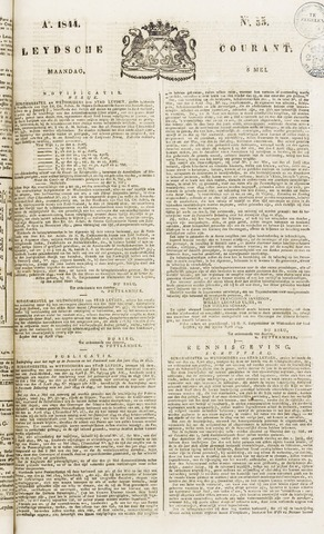 Leydse Courant 1844-05-06