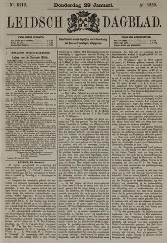 Leidsch Dagblad 1880-01-29