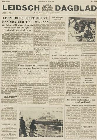 Leidsch Dagblad 1956-07-11