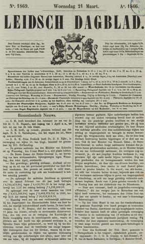 Leidsch Dagblad 1866-03-21