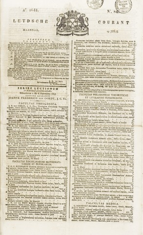 Leydse Courant 1841-07-19