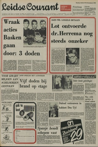 Leidse Courant 1975-10-06