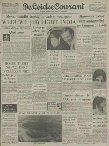 Leidse Courant 1966-01-19