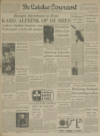 Leidse Courant 1965-09-15