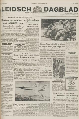 Leidsch Dagblad 1955-08-13