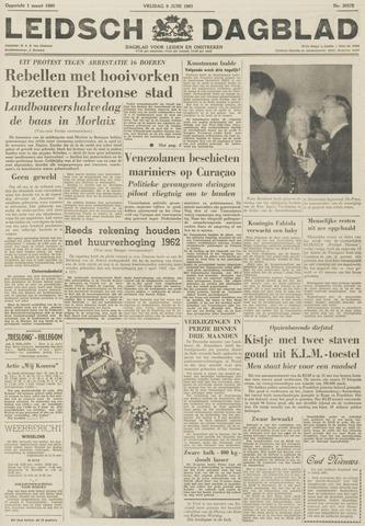 Leidsch Dagblad 1961-06-09